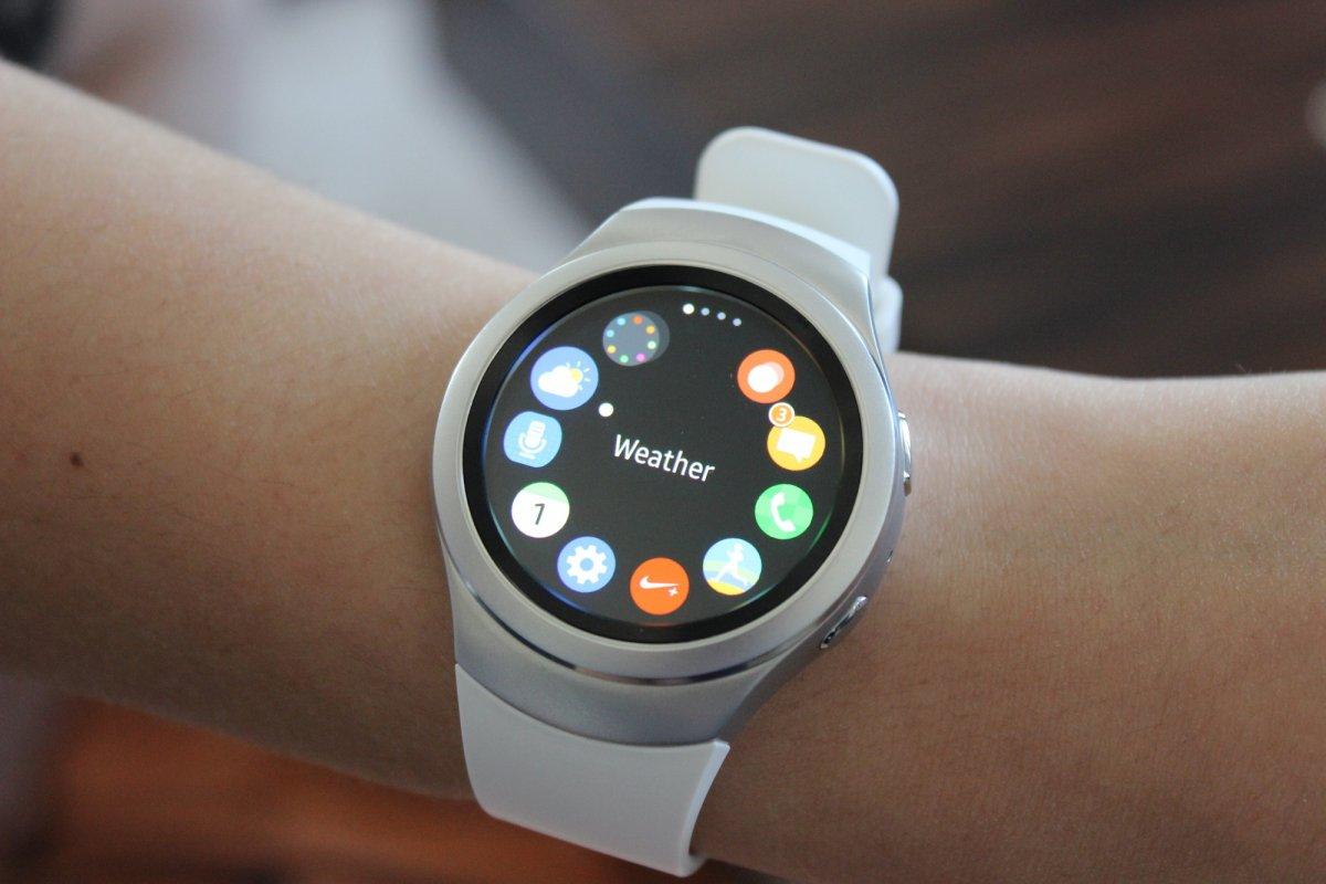 三星Gear S2手表搭载英飞凌NFC芯片